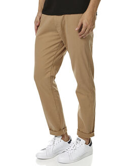 ALICE THE CAMEL MENS CLOTHING ZIGGY PANTS - ZM-982ALCAM