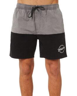 BLACK ACID MENS CLOTHING BILLABONG SHORTS - 9582704BLKAC