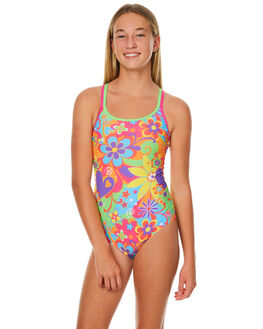 MULTI KIDS GIRLS ZOGGS SWIMWEAR - 5095173MUL