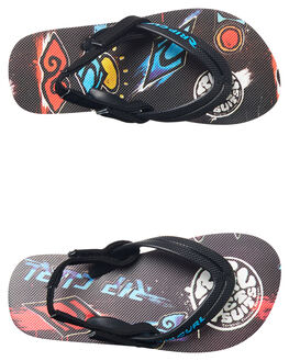 MULTICO KIDS TODDLER BOYS RIP CURL FOOTWEAR - TKTE803282