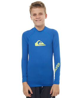 TURKISH SEA SURF RASHVESTS QUIKSILVER BOYS - UQBWR03011BQS0