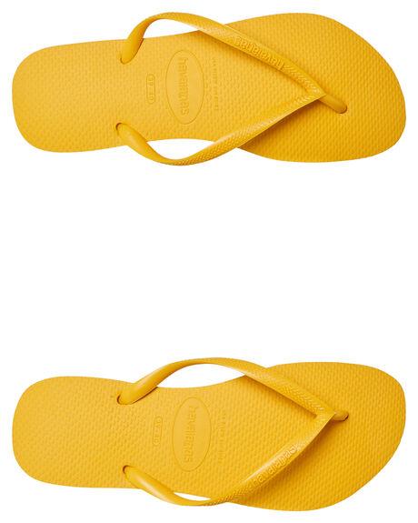 0fa560f8c95f BANANA YELLOW WOMENS FOOTWEAR HAVAIANAS THONGS - 40000301652