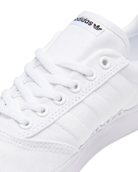 WHITE WOMENS FOOTWEAR ADIDAS SNEAKERS - SSB22705WHIW