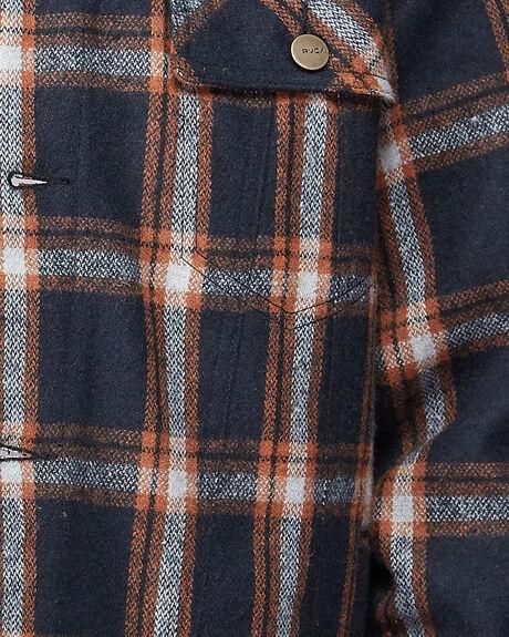 NEW NAVY MENS CLOTHING RVCA JACKETS - RV-R193436-NNV