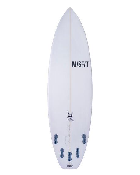 CLEAR BOARDSPORTS SURF MISFIT SURFBOARDS - MAGMULE