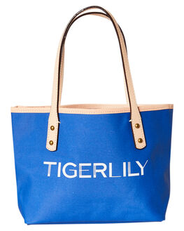 NAVY WOMENS ACCESSORIES TIGERLILY BAGS + BACKPACKS - T405834NVY