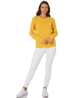 CANARY WOMENS CLOTHING RPM TEES - 9AWT05BCAN
