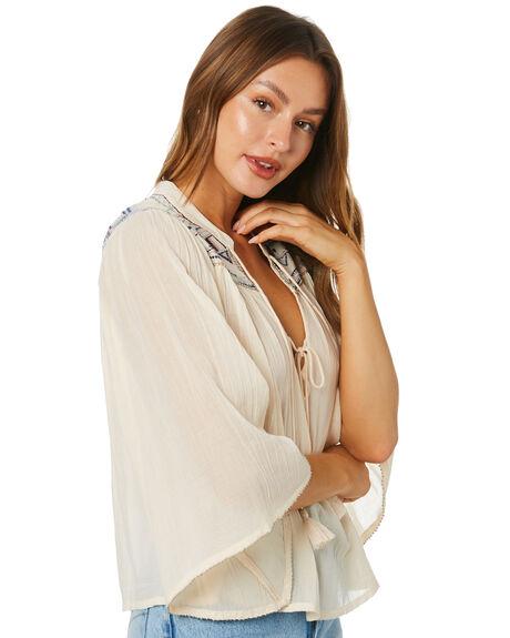 WHISPER WHITE WOMENS CLOTHING TIGERLILY FASHION TOPS - T615032W00