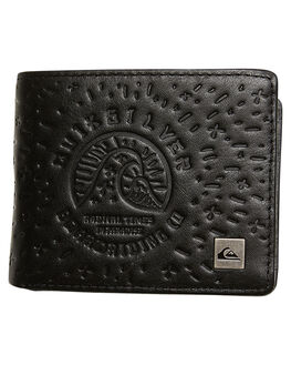 ANTHRACITE MENS ACCESSORIES QUIKSILVER WALLETS - EQYAA03320KVJ0