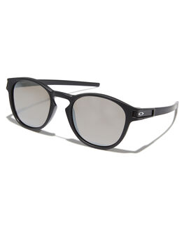 MATTE BLACK BLACK MENS ACCESSORIES OAKLEY SUNGLASSES - OO9265-2753MBLKB