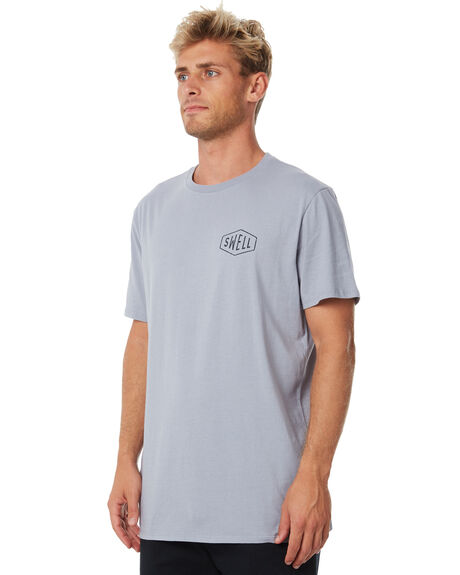 ARCTIC BLUE MENS CLOTHING SWELL TEES - S5184004ARTBL
