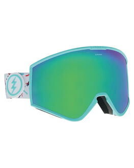 FOREST GREEN BOARDSPORTS SNOW ELECTRIC GOGGLES - EG2518304FOR