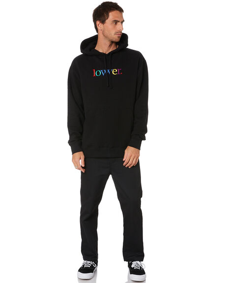 BLACK MENS CLOTHING LOWER JUMPERS - LO20Q1MSW02BLK