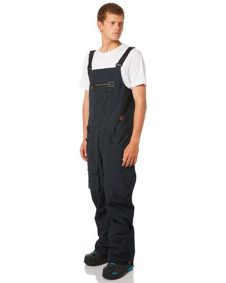 BLACK BOARDSPORTS SNOW QUIKSILVER MENS - EQYTP03085KVJ0