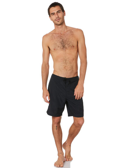 BLACK OUTLET MENS THE CRITICAL SLIDE SOCIETY BOARDSHORTS - BS1952BLK