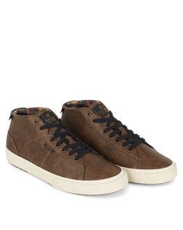 TEAK MENS FOOTWEAR KUSTOM SNEAKERS - KS-4992102-T23