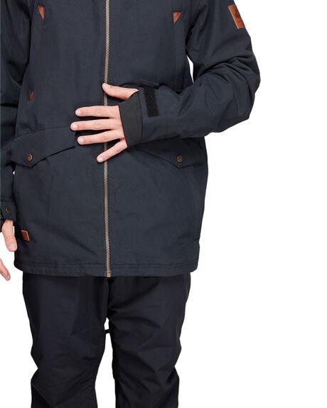 BLACK BOARDSPORTS SNOW QUIKSILVER MENS - EQYTJ03228-KVJ0