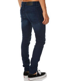 INK BLUE MENS CLOTHING CHEAP MONDAY JEANS - 0356744INK