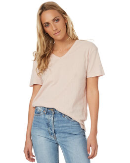 ROSE WOMENS CLOTHING ASSEMBLY TEES - AW-S1704ROS