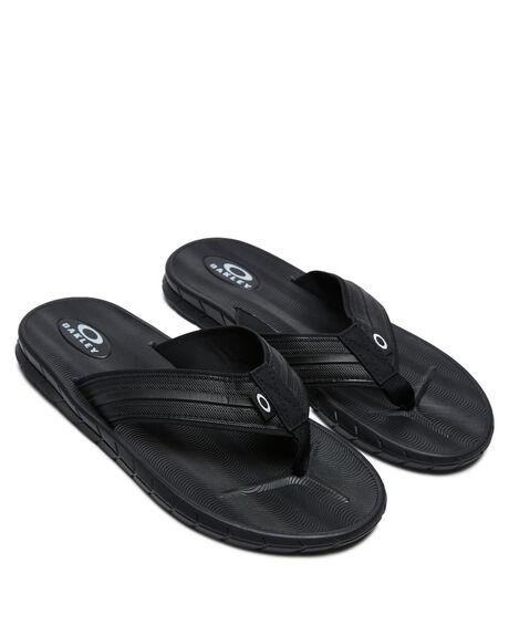BLACKOUT MENS FOOTWEAR OAKLEY THONGS - FOF10025702E