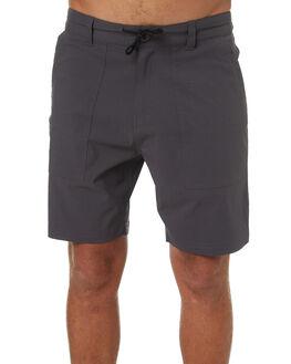 DARK CHAR MENS CLOTHING DEPACTUS SHORTS - D5184243DKCHR