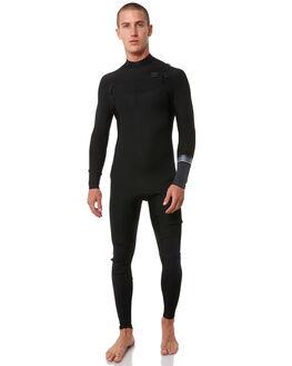 BLACK SURF WETSUITS BILLABONG STEAMERS - 9783820BLK