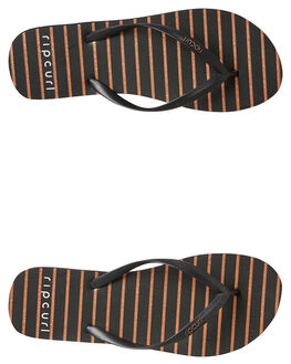 ROSE GOLD WOMENS FOOTWEAR RIP CURL THONGS - TGTE574093