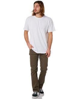 MUSHROOM MENS CLOTHING VOLCOM PANTS - A11317G3MSH