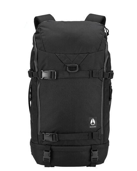 BLACK MENS ACCESSORIES NIXON BAGS + BACKPACKS - C3028-000