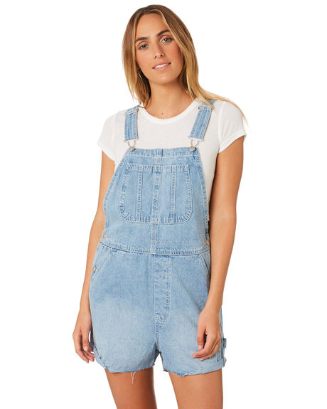 INDIGO WOMENS CLOTHING INSIGHT PLAYSUITS + OVERALLS - 1000061778IND