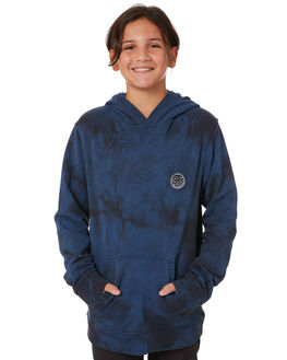 NAVY KIDS BOYS RIP CURL JUMPERS + JACKETS - KFEAS90049