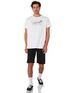 MADE WHITE MENS CLOTHING LEVI'S TEES - 36582-0026MDWHT
