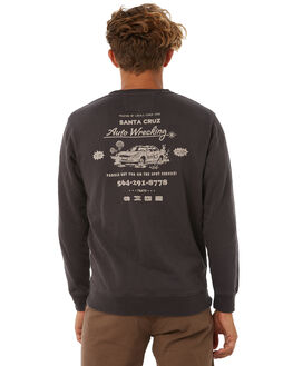 TYRE BLACK MENS CLOTHING O'NEILL JUMPERS - 45115079190