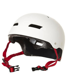 MATTE WHITE SKATE ACCESSORIES GLOBE  - 12025002MWHI
