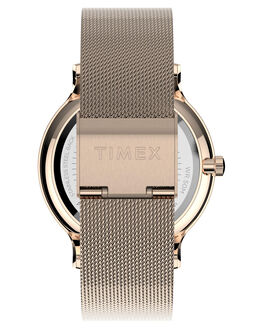 ROSE GOLD WOMENS ACCESSORIES TIMEX WATCHES - TW2T74500ROSG
