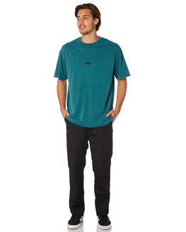 GRASS MENS CLOTHING GLOBE TEES - GB01810034GRAS