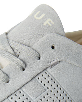 COOL GREY MENS FOOTWEAR HUF SKATE SHOES - VC00033CLGRY
