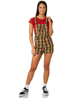 CHECK WOMENS CLOTHING AFENDS PLAYSUITS + OVERALLS - W184880CHECK