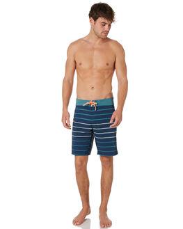 BUCKLAND STONE BLUE MENS CLOTHING PATAGONIA BOARDSHORTS - 86612BUSB