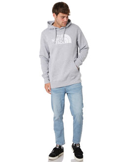 LIGHT GREY MENS CLOTHING THE NORTH FACE JUMPERS - NF0A3FR1GAV