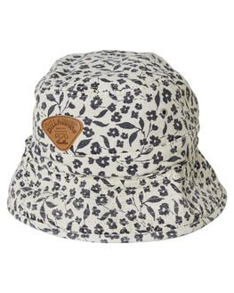 BLACK KIDS GIRLS BILLABONG HEADWEAR - 5695303BLK
