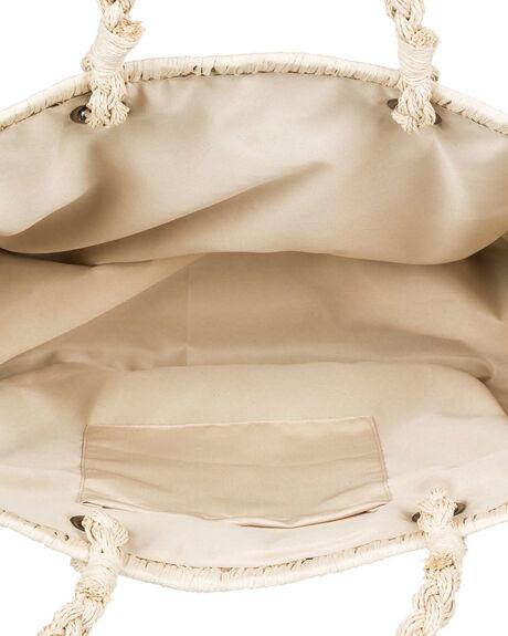 NATURAL WOMENS ACCESSORIES ROXY BAGS + BACKPACKS - ERJBT03156-YEF0