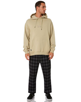 LIGHT SAND MENS CLOTHING STUSSY JUMPERS - ST005203LTSND