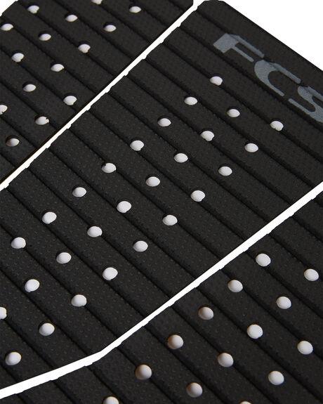 BLACK CHARCOAL BOARDSPORTS SURF FCS TAILPADS - FKA07BLK
