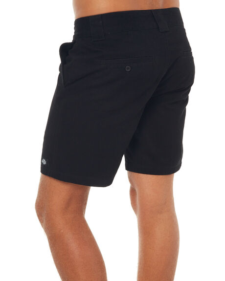 BLACK MENS CLOTHING DICKIES SHORTS - K4170810BLK
