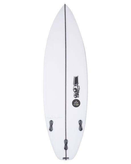 CLEAR BOARDSPORTS SURF JS INDUSTRIES SURFBOARDS - JPA17PCLR