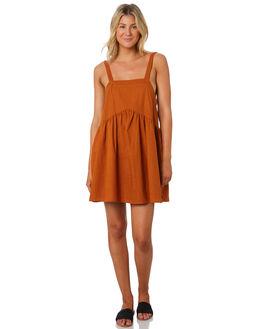 TERRACOTTA WOMENS CLOTHING RUE STIIC DRESSES - RWS-19-03-1TCL