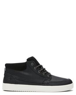 BLACK MENS FOOTWEAR ETNIES BOOTS - 4101000515001