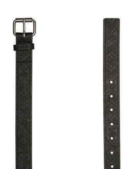 BLACK WOMENS ACCESSORIES RUSTY BELTS - BEL0397BLK