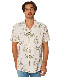 CRIMSON TINT MENS CLOTHING HURLEY SHIRTS - AR9603814